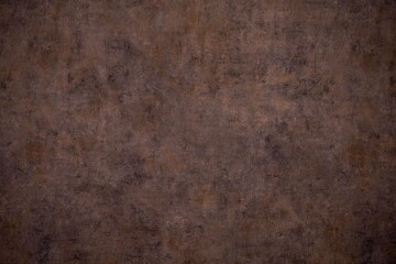 Obraz Old rusty metal surface texture background. - fototapety do salonu