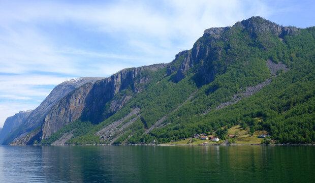 Lysefjord near Stavanger, Rogaland, Norway
