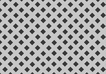 Plaque métallique réfléchissante de signalisation routière avec bandes entrecroisées