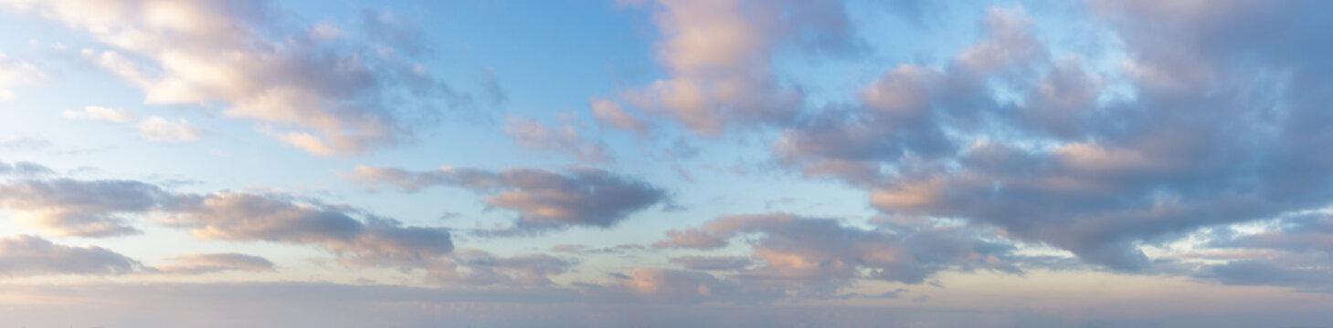 Sky Panorama for Sky Replacement