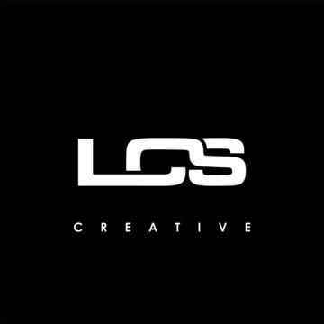 LCS Letter Initial Logo Design Template Vector Illustration
