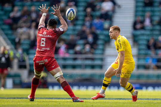 2021 European Champions Cup Rugby Final La Rochelle v Toulouse May 22nd