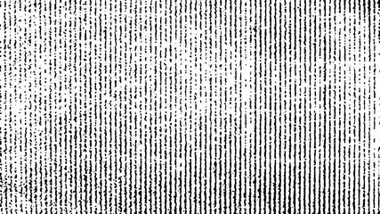 Obraz Rough texture. Worn down wallpaper pattern design. Broken plaster grunge damask effect. Distressed overlay texture design. Vector illustration. Eps10 - fototapety do salonu