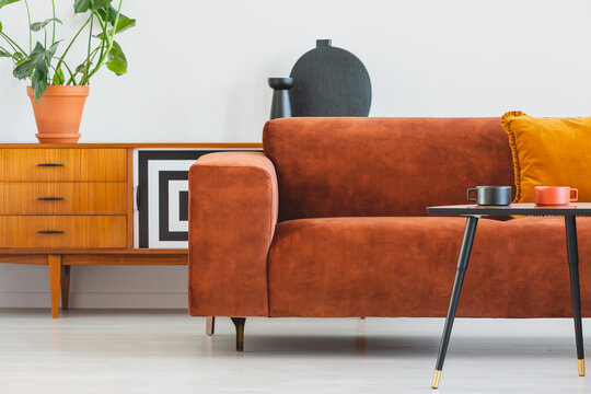 Modern living room furniture and accessories