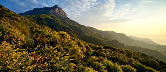 Obraz Parque Regional de Calblanque - fototapety do salonu