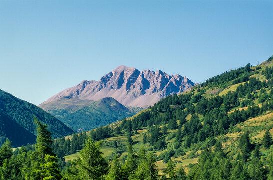 col de Vars, Vars, Alpes du Sud, Hautes Alpes, 05