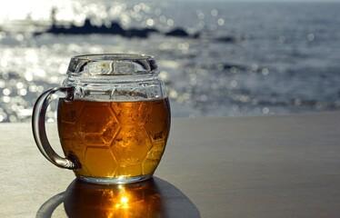 Obraz beer - fototapety do salonu