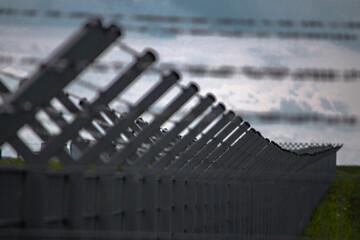 więzienie - fototapety na wymiar