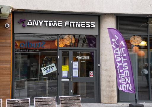 Anytime Fitness Gym Reading