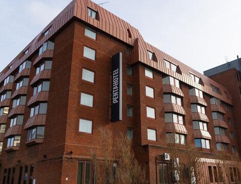 The Pentahotel Building