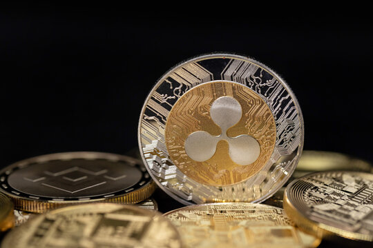 XRP Ripple Coin Crypto Currency