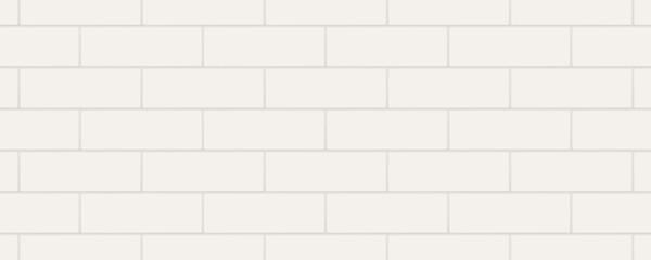 Obraz White horizontal rectangle marble ceramic tiles. Vector illustration. - fototapety do salonu