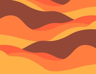 Obraz Desierto Abstracto  - fototapety do salonu