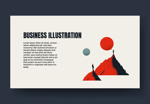Business Management Blog Post Layout