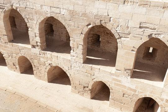 Citadel of Qaitbay or the Fort of Qaitbay