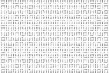 Program datum background. Programming binary coding