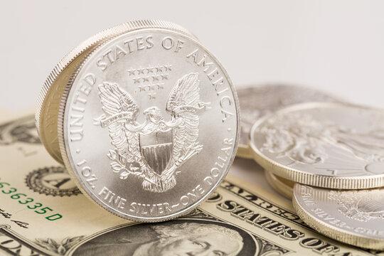 dollar bullion coins