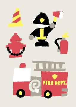 FIRE DEPT.