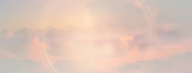 abstract sky blurred background, summer nature aerial sky view - fototapety na wymiar