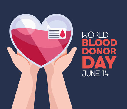 blood donor day message