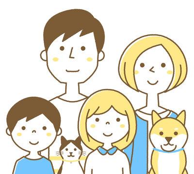 家族 二世代