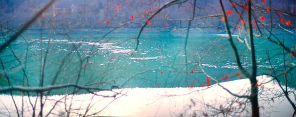 Obraz A sea of plastic waste - fototapety do salonu