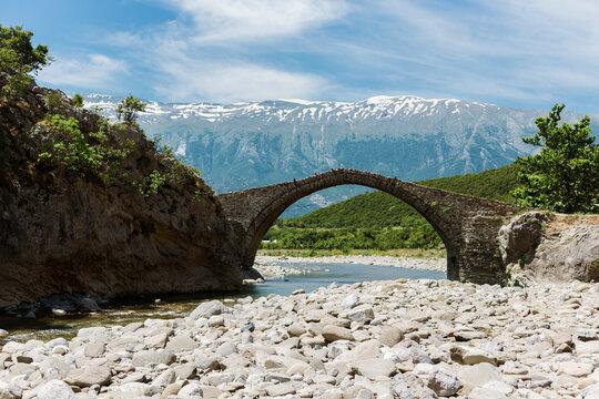 Permet, Albania, Albanian mountains