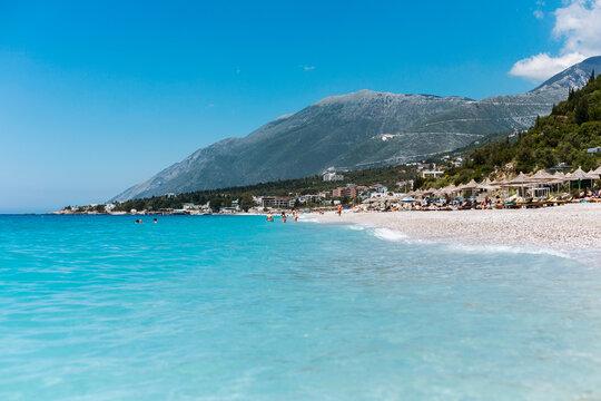 Albanian Riviera, Saranda, Dhermi, Albania, Ionian Sea