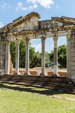 Albania, Apolonia archeological site