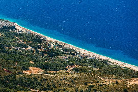 Albanian riviera, Albania, Ionian sea