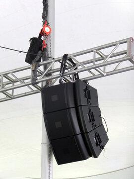 Hanging Speakers