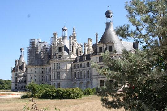 Château de Chambord Châteaux de la Loire architecture histoire historique François 1er