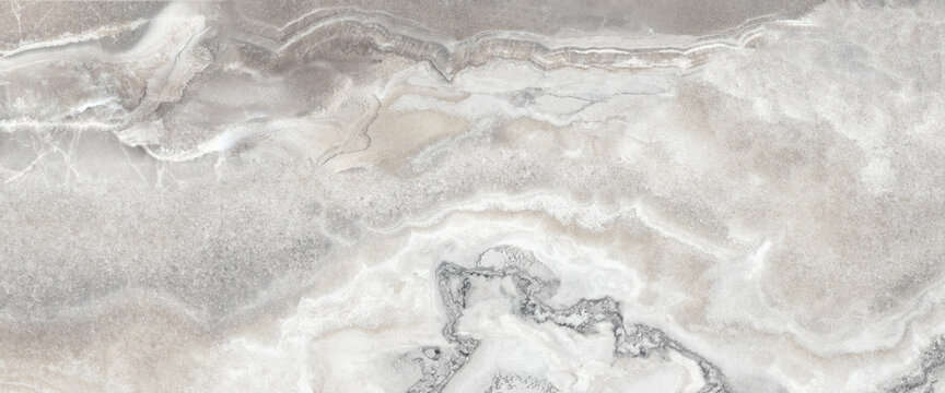 Gray onyx marble stone texture