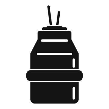 Enjoy diffuser icon, simple style