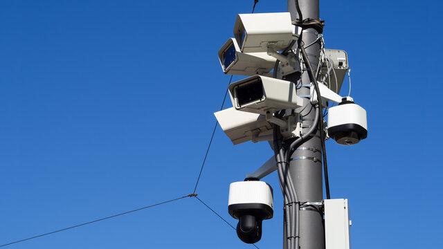 Überwachung öffentlicher Plätze