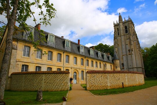 abbey of bec-hellouin