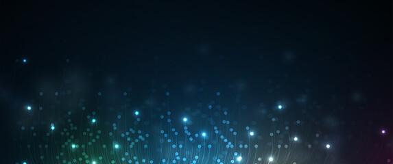 Obraz Concept for New Technology Corporate Business & development - fototapety do salonu