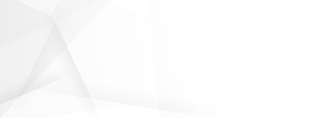 Geometric white light texture background abstract design template.