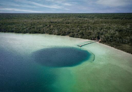 Laguna Kaan Luum Tulum