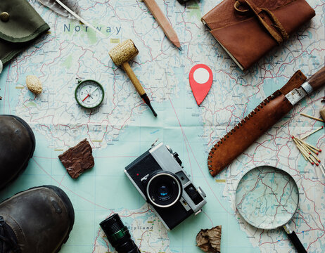 Planning for the trekking trip