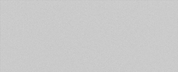 White cotton knit or  tweed fabric texture background use for clothing design. Black and white background.