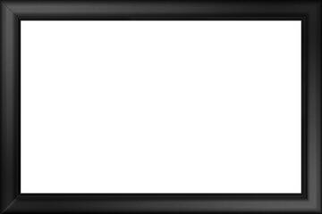 Obraz 額縁 フレーム 枠 黒い金属製のフレーム - fototapety do salonu