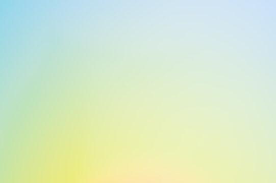 Blur green blue pastel color texture background