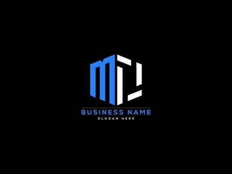 Letter MO Logo, creative mo logo icon vector for business
