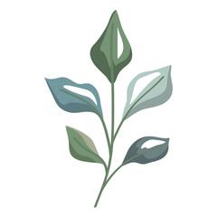 Fototapeta grden leaves icon obraz