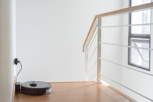 Smart ai Robot cleaning intelligence home