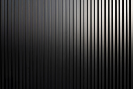metallic wall