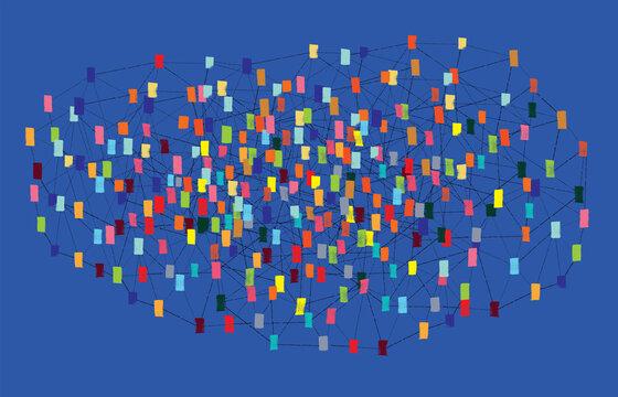 Algorithm Concept Illustration