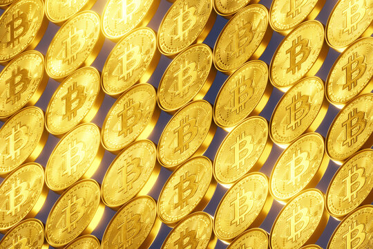 Physical Cryptocurrency Bitcoin