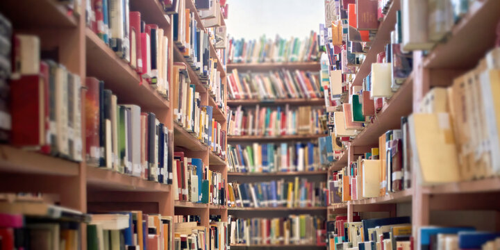 Books: Library of books